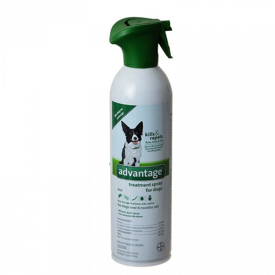 Advantage (Bayer) Advantage Flea Treatment Spray 15 oz