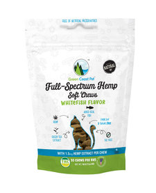 GCP Hemp Whitefish Cat Chews 1.58 oz
