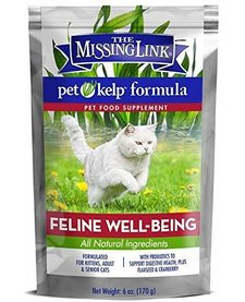 Pet Kelp Feline Well Being 6 oz