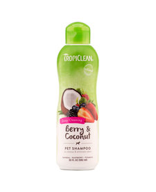 Tropiclean Berry Shampoo 20 oz