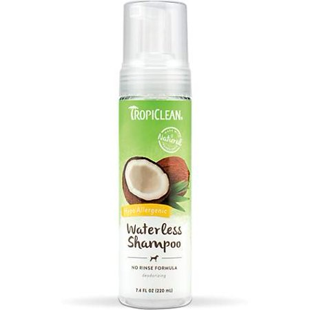 Tropiclean Tropiclean Hypo Waterless Shampoo 7.4 oz