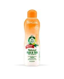 Tropiclean Flea/Tick Max Str Shampoo 20 oz