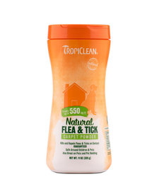 Tropiclean Flea/Tick Carpet Powder 11 oz