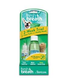 Tropiclean Fresh Breath 2-Week Trial