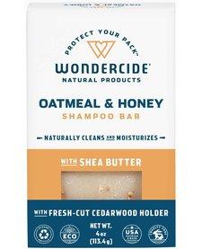 Wondercide Oatmeal & Honey Shampoo Bar 4.3 oz