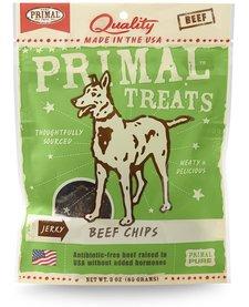Primal Beef Jerky Chips 3oz