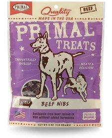 Primal Beef Nibs 4 oz