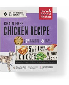 Honest Kitchen Cat GF Chicken 2 lb