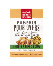 Honest Kitchen Chicken Pumpkin 5.5 oz