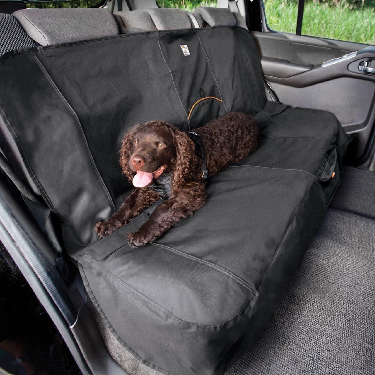Kurgo Kurgo Wander Bench Seat Cover Grey