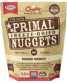 Primal Freeze-Dried Venison Cat 5.5 oz