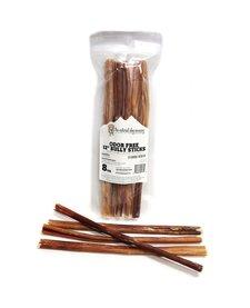 "NDC 12"" Odor Free Bully Sticks 8 oz"