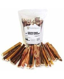 """NDC 6"""" Odor Free Bully Sticks 1 lb"""