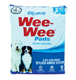 Four Paws Products LTD Four Paws Wee Wee Pads Gigantic 8 ct