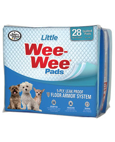 Four Paws 28 ct Little Wee-Wee Pads