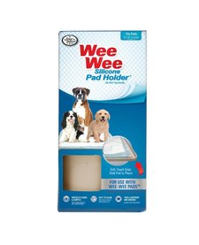 Four Paws Wee Wee Silcone Pad Holder