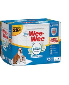 Four Paws Wee-Wee Pads FB 50 ct