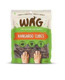 Wag Kangaroo Cubes 50 g