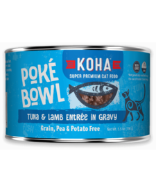 Koha Cat Poke Bowl Tuna Lamb can 24/5.5oz