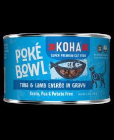Koha Cat Poke Bowl Tuna Lamb can 5.5 oz