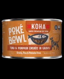 Koha Cat Poke Bowl Tuna Pumpkin 5.5oz
