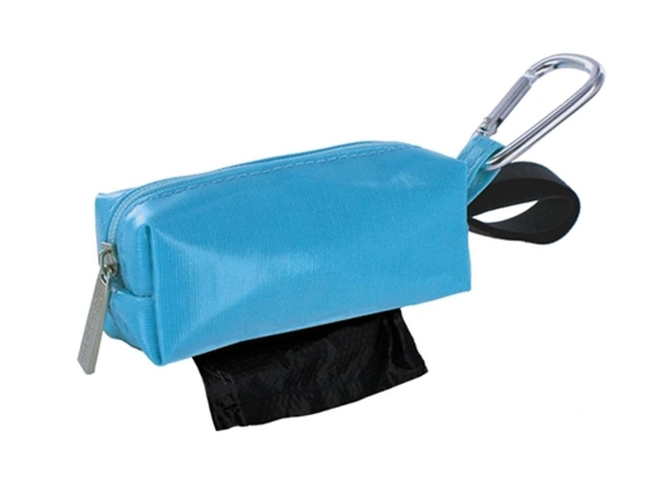 Duffel Dog Bag Blue 6 pk