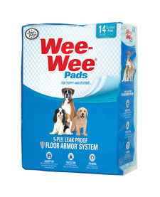 Four Paws Wee Wee Pads 14 ct