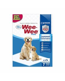 Four Paws Wee Wee Pads 7 ct