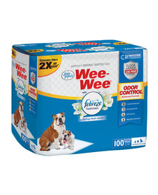 Four Paws Wee-Wee FB Pads 100 ct