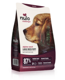 Nulo Challenger Large Breed Puppy 24 lb