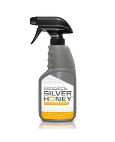 Silver Honey Wound Spray 8 oz