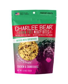 Charlee Bear MB Beef Liver & Cran 5 oz