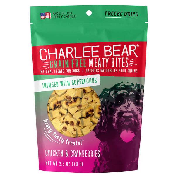 Charlee Bear Charlee Bear MB Beef Liver & SW Pot. 5 oz