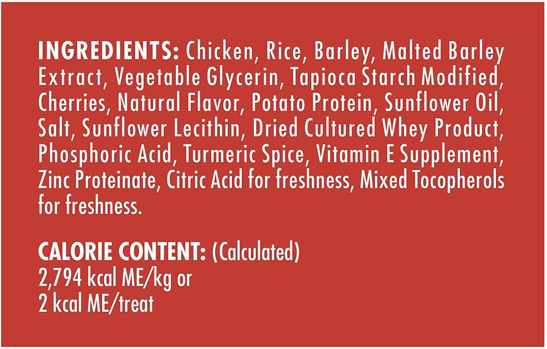 Zuke's Zuke's Mini Naturals Chicken 6 oz