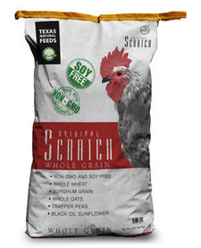 Texas Natural Scratch Grains 50lb