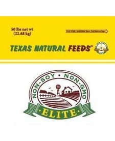 Texas Natural Whole Grain Layer 50 lb Elite