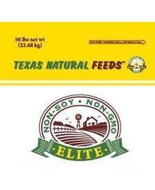 Texas Natural Whole Grain Layer 50 lb Elite