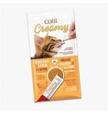 Catit Catit Creamy Chicken & Liver 12 ct