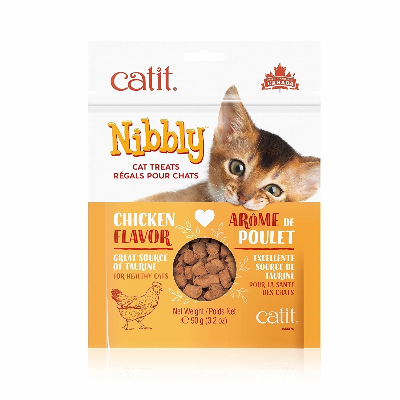 Catit Catit Nibbly Chicken 12.3 oz