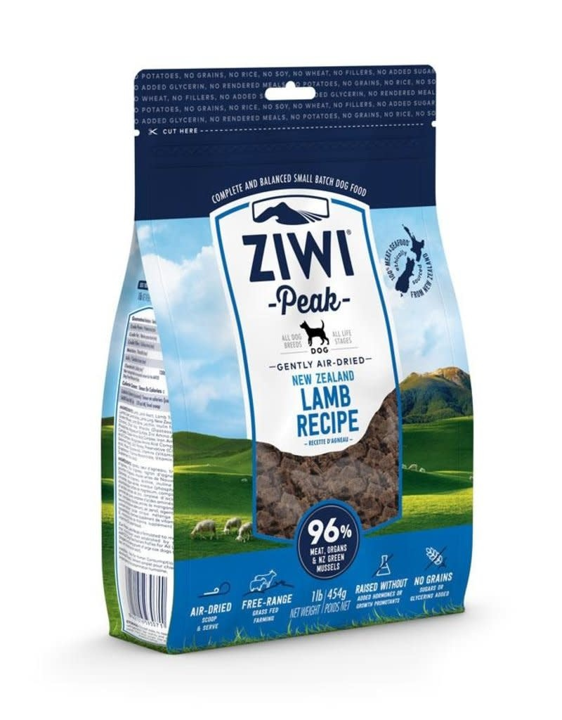 Ziwi Lamb Air Dry  8.8 lb