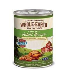 Whole Earth Farms Adult Recipe 12.7 oz