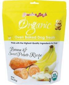 Grandma Lucy's Banana & Sweet Potato 14 oz