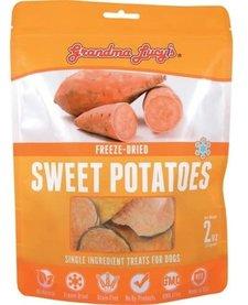Grandma Lucy's Freeze-Dried Sweet Potato 2 oz