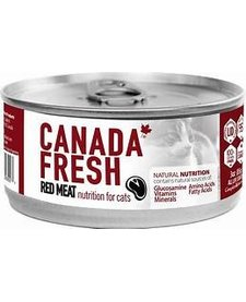 Canada Fresh Cat Red Meat 3 oz