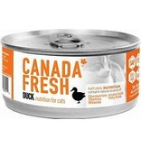 Petkind Pet Products Canada Fresh Cat Duck 3 oz