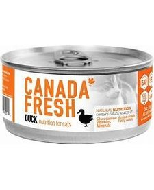 Canada Fresh Cat Duck 3 oz