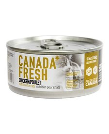 Canada Fresh Cat Chicken 3 oz
