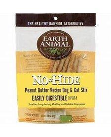 Earth Animal No Hide Peanut Butter Stix 1.6 oz