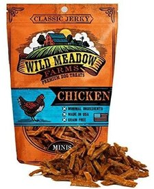 Classic Jerky Minis Chicken 4 oz