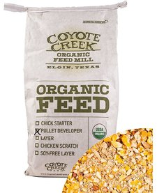 Coyote Creek Pullet Developer 20 lb